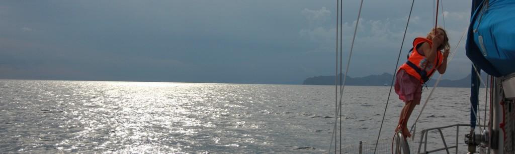 Nomad at Sea